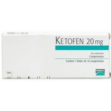 ケトフェン20mg10錠