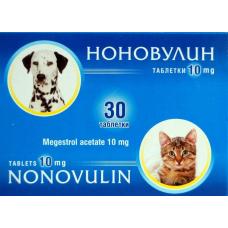 ノノブリン(酢酸メゲストロール10mg)30錠
