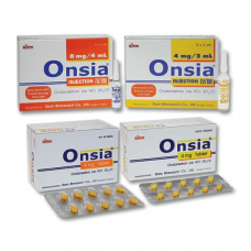 オンシア(オンダンセトロン8mg)10錠
