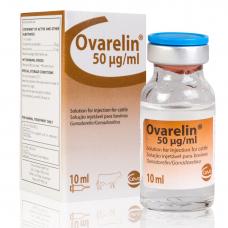 オバレリン50µg/ml注射液10ml
