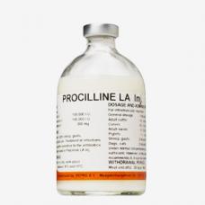 プロシリンLA(ペニシリン系)注射液100ml