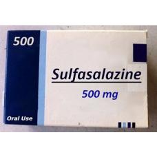 サラゾピリン500mg100錠