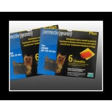 ハートガードプラス小型犬用(0-11kg)2箱12個入りセット