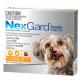 ネクスガード超小型犬用(2-4kg)6個入り
