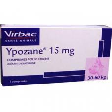 イポザネ(酢酸オサテロン15mg/30-60kgの犬用)7錠