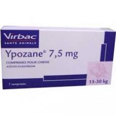 イポザネ(酢酸オサテロン7.5mg/15-30kgの犬用)7錠